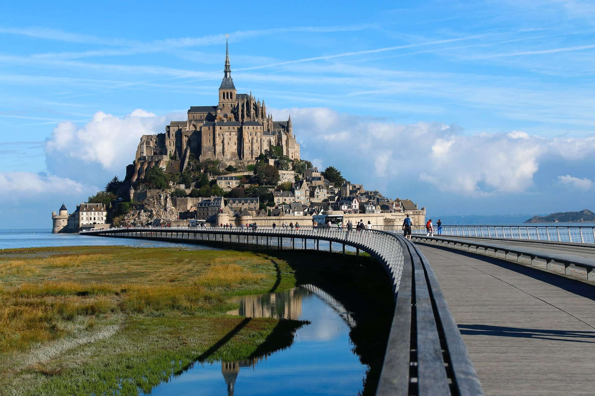 France – Mont Saint-Michel