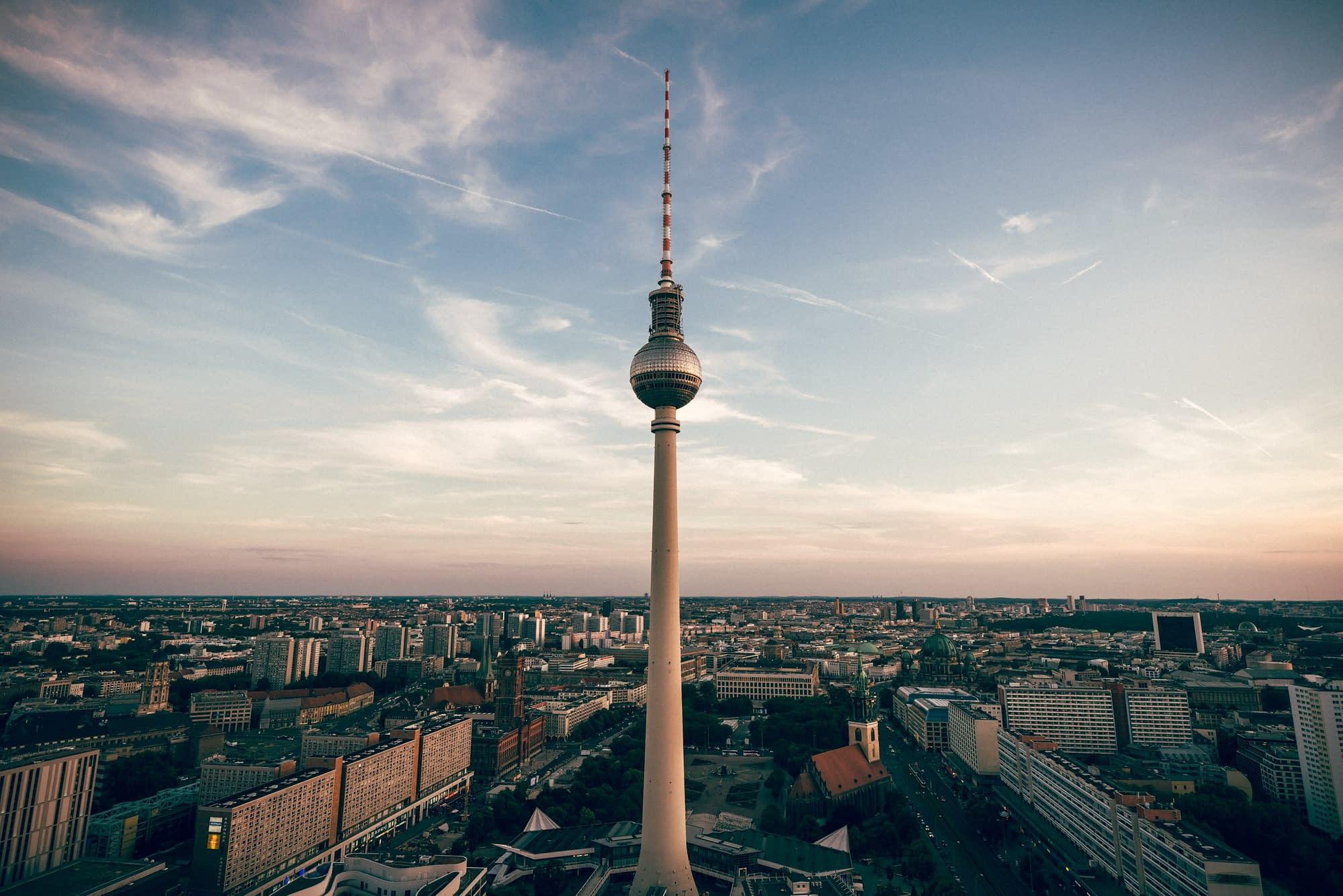 allemagne-Fernsehturm