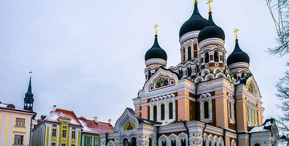 estonie-cathédrale